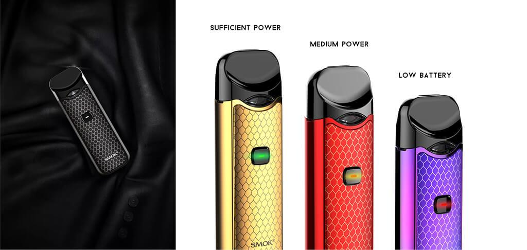 Smok Nord Vape Pod System Different Power