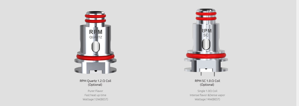 Smok Nord 2 Pod Kit RPM Coil Introduction