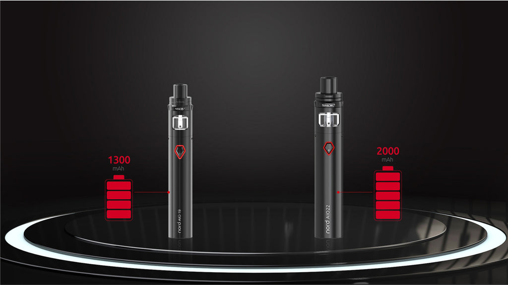 Smok Nord AIO 22 Vape Pen Kit Battery