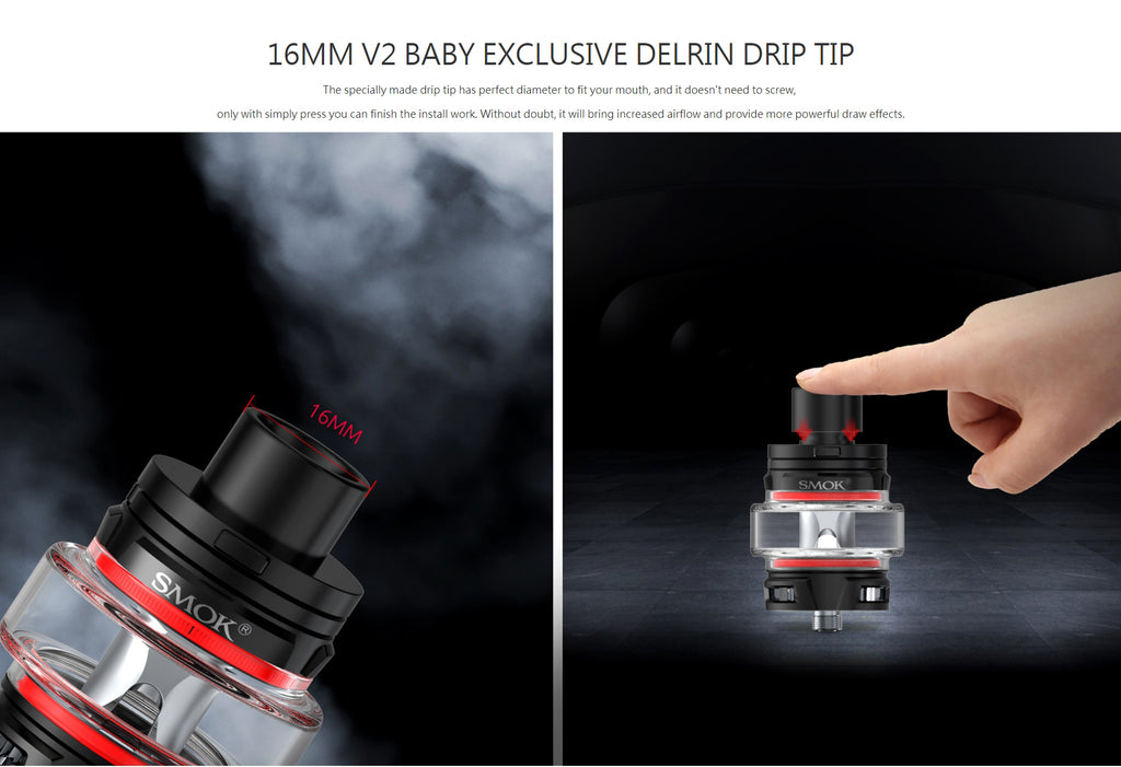 Smok Stick V9 Vape Pen Kit Drip Tip