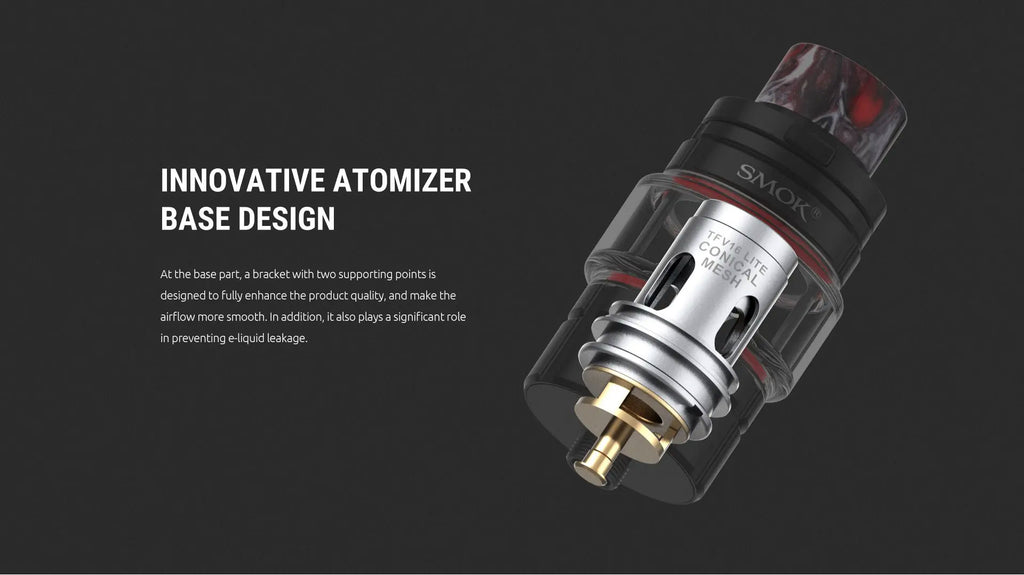 Smok TFV16 Lite Tank 5ml Base Design