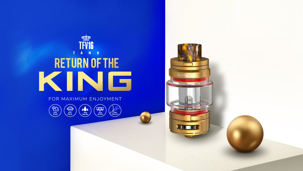 Smok TFV16 Tank 9ml US Standard Edition