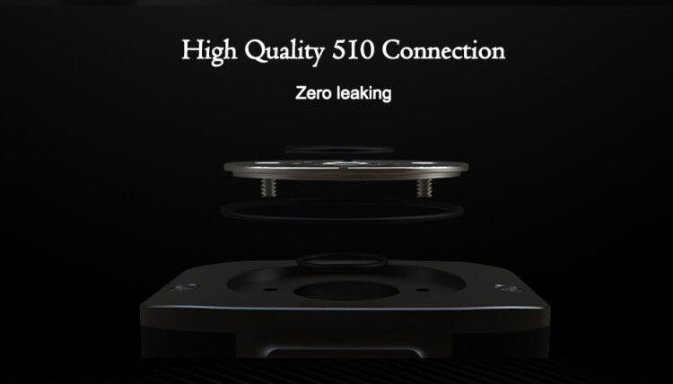 Steam Crave Hadron 220 TC Box Mod High Quality 510 Connection