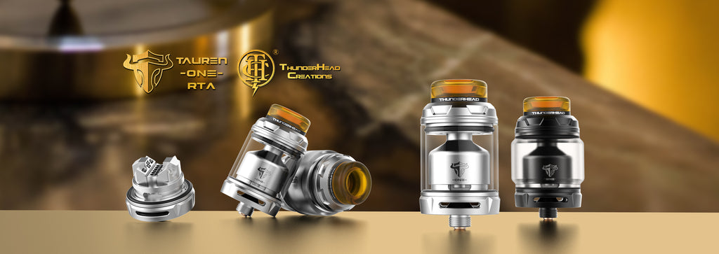 Thunderhead Creations Tauren ONE RTA 4.5ml