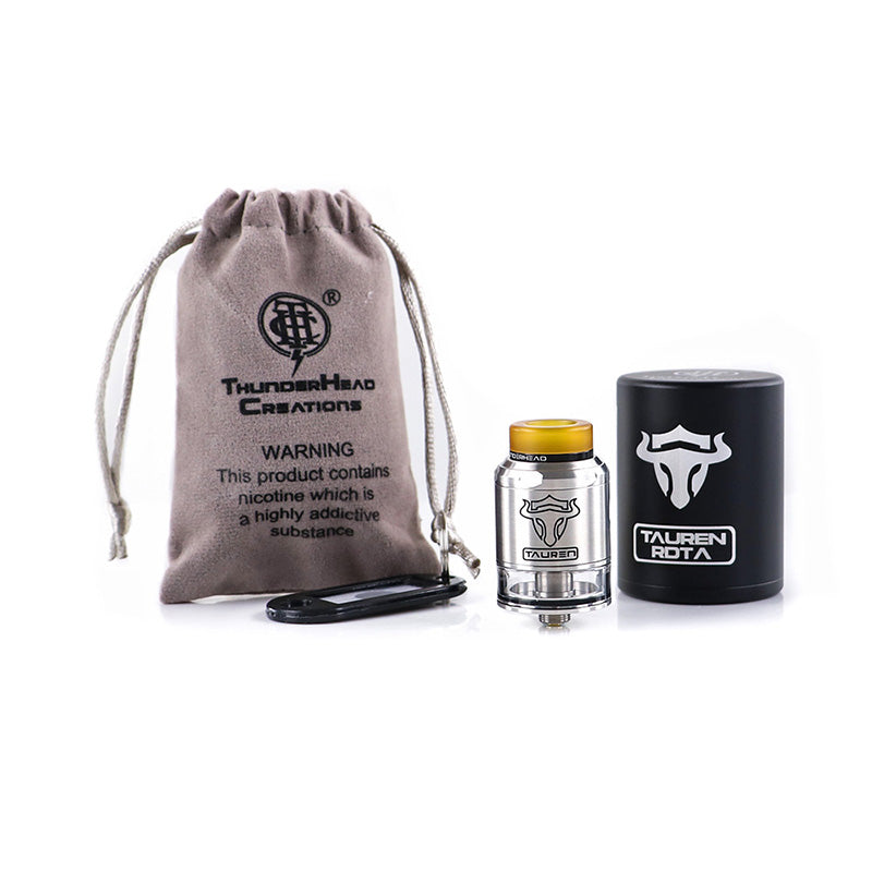 Thunderhead Creations Tauren BF RDTA Package Includes
