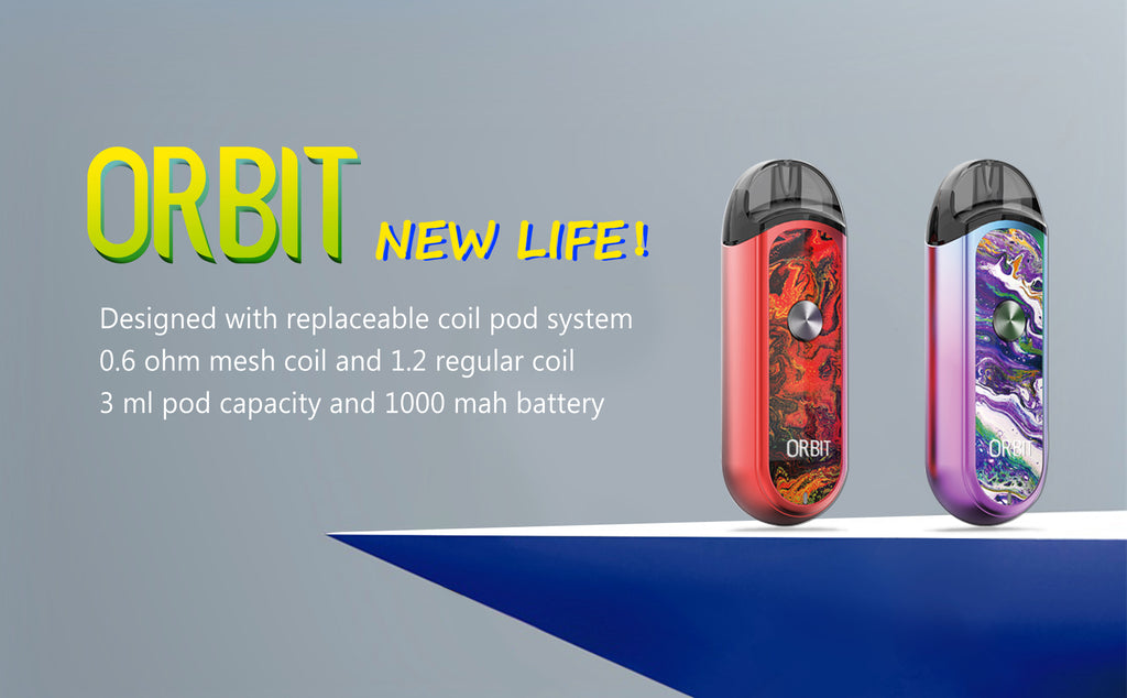 Think Vape Orbit Vape Pod System 1000mAh 3ml