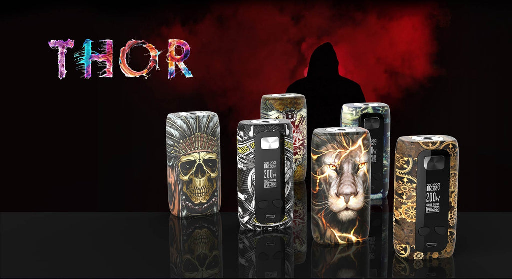 Think Vape Thor TC Box Mod 200W