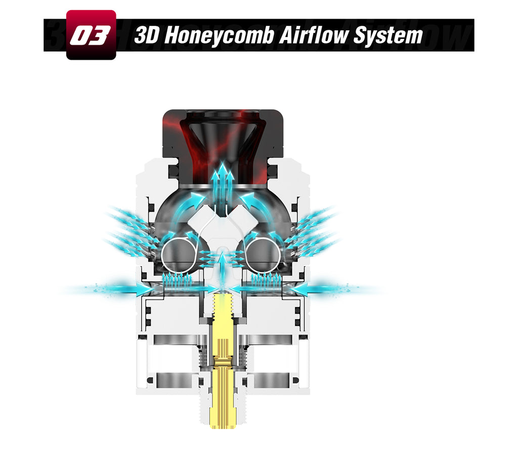 Honeycomb Airflow System