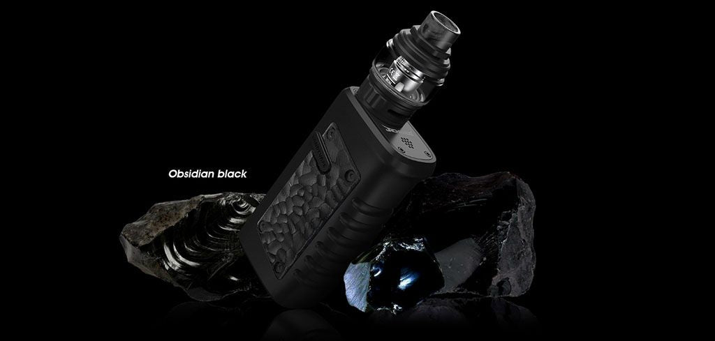 Vandy Vape Jackaroo TC Mod Kit Obdidian Black