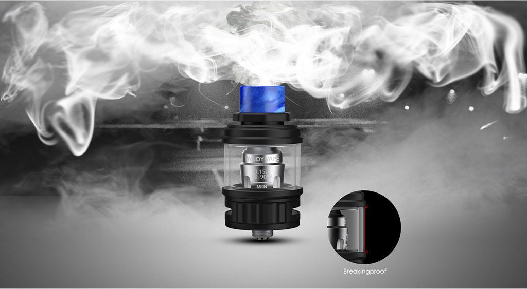 Vandy Vape Jackaroo TC Mod Kit Airflow System