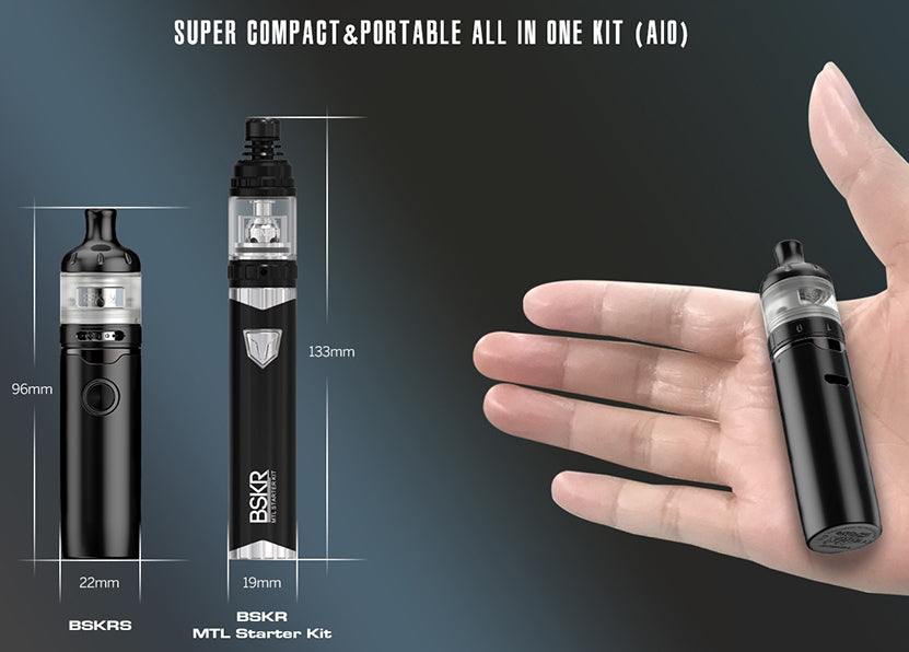 Super Compact & Portable All in One Kit