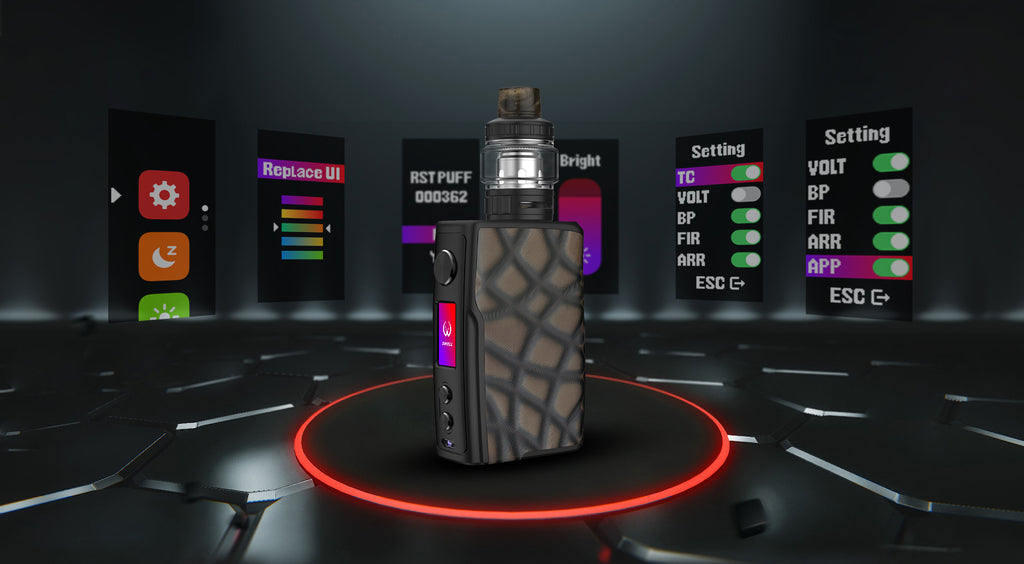 Vandy Vape Swell TC Box Mod