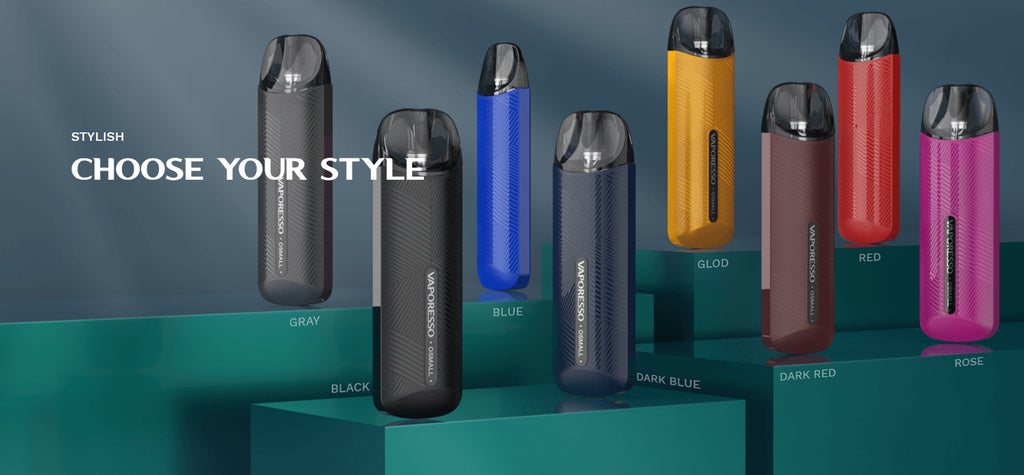 Vaporesso OSMALL AIO Starter Kit 11W 350mAh 2ml 8 Colors Choose