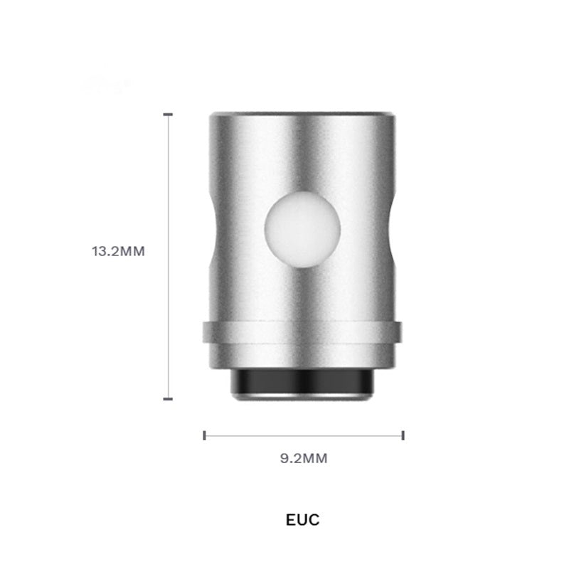 Vaporesso EUC Replacement Meshed Coil Head Size