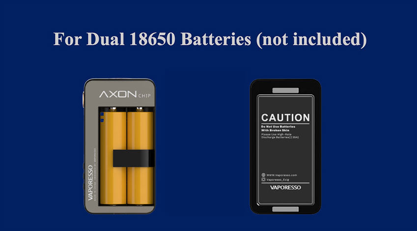 Vaporesso GEN TC Mod Kit 18650 Battery