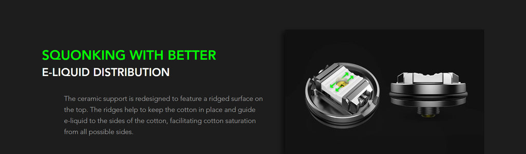 WOTOFO Profile 1.5 RDA 24mm ijk Distribution