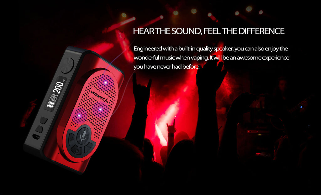Hera The Sound, Feel The difference