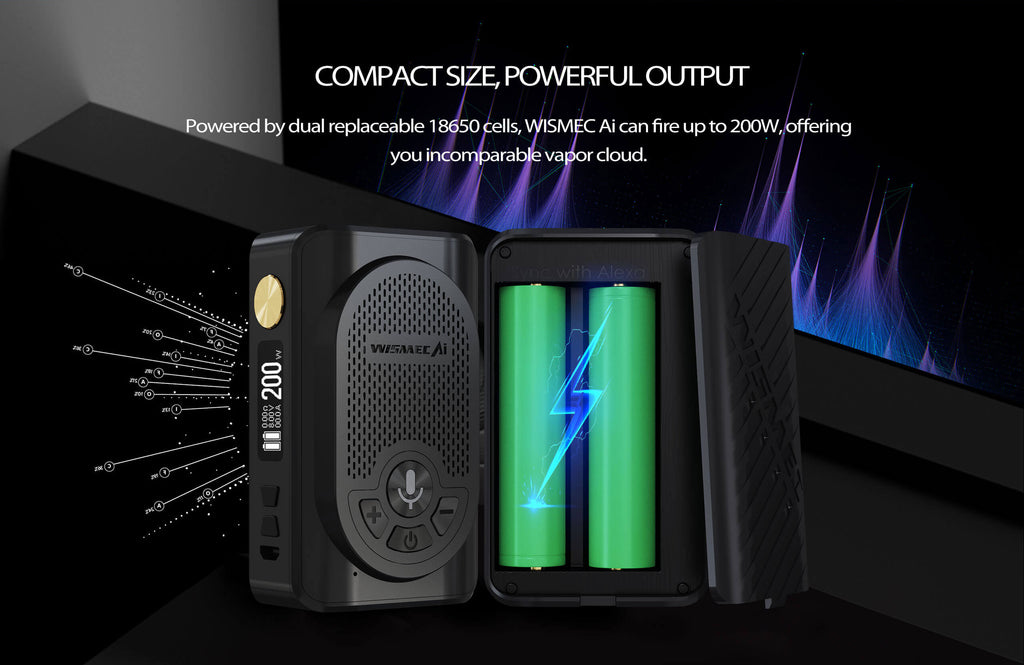 Compact Size, Powerful Output