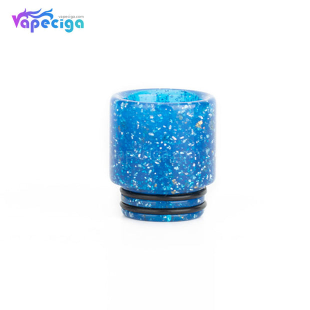 Light Blue REEVAPE AS116E 810 Resin Replacement Drip Tip