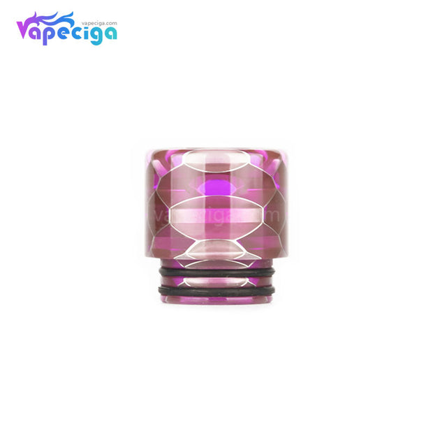 Rose REEVAPE AS116S Transparent 810 Replacement Drip Tip