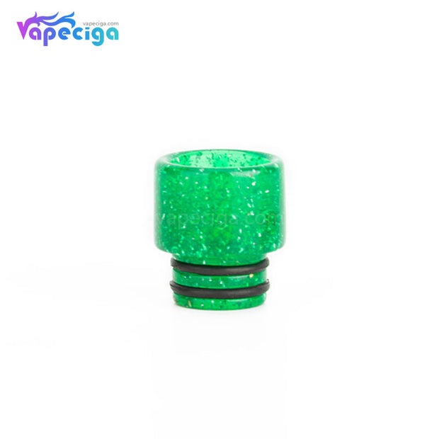 Green REEVAPE AS115E 510 Resin Replacement Drip Tip