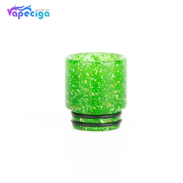 Light Green REEVAPE AS116E 810 Resin Replacement Drip Tip