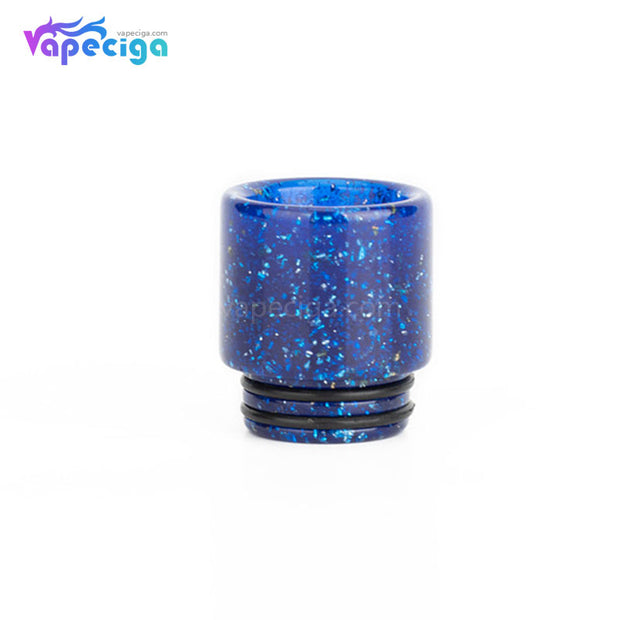 Blue REEVAPE AS116E 810 Resin Replacement Drip Tip