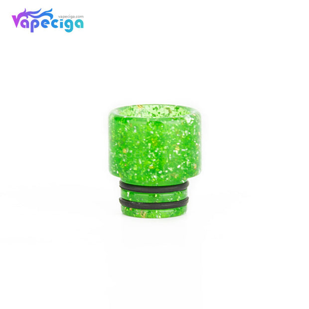 Light Green REEVAPE AS115E 510 Resin Replacement Drip Tip