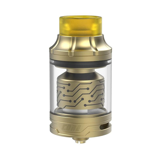 Gold Vapefly Core RTA &German 103-2ml