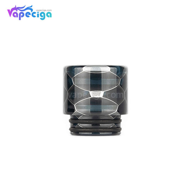 Black REEVAPE AS116S Transparent 810 Replacement Drip Tip