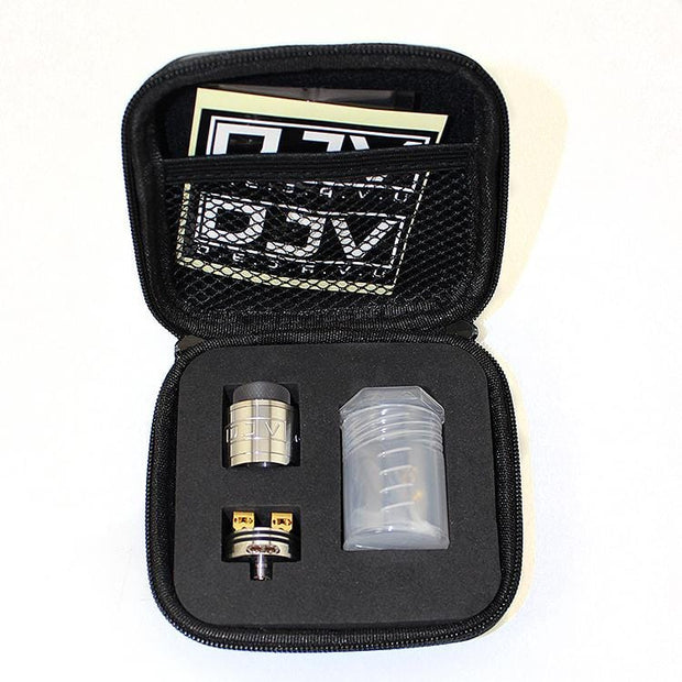DJV - DEJAVU RDA Package Includes
