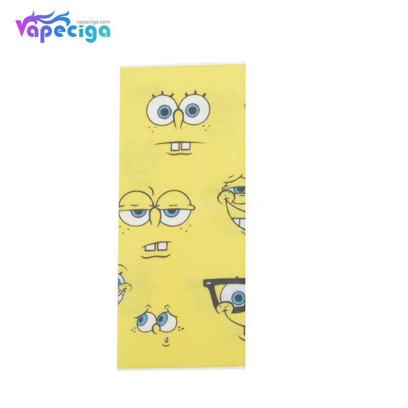 18650 Battery Skin PVC Wrap 8 Optional Patterns 100PCs