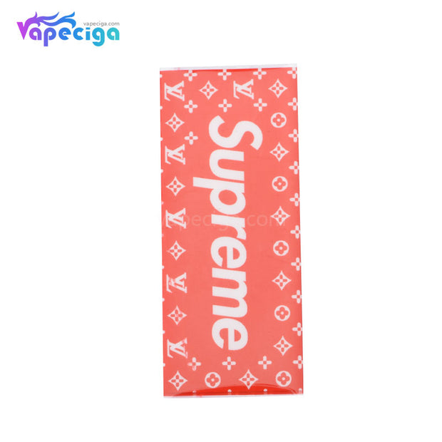 18650 Battery Skin PVC Wrap 8 Optional Patterns