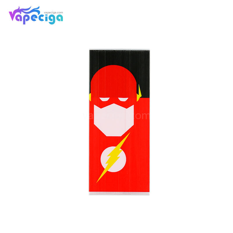 18650 Battery Skin PVC Wrap 20 Optional Cartoon Patterns 100PCs