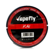 Vapefly KA1 24GA 26GA 28GA 30ft Heating Wire