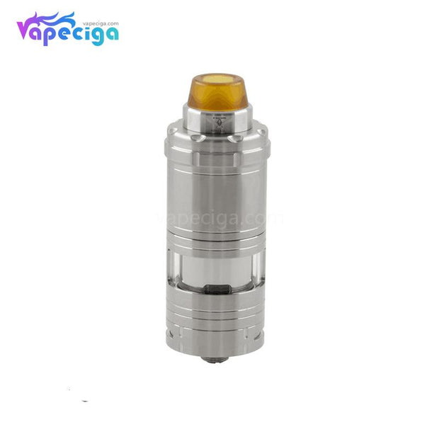 Silver Vapor Giant V6 S Style RTA 23mm 5.5ml