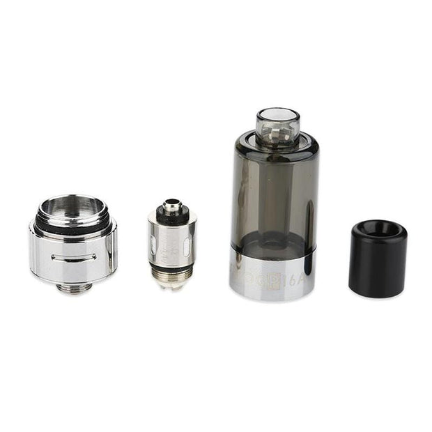 JUSTFOG P16A Clearomizer - 1.9ml Components