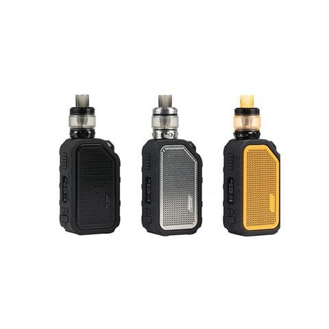 WISMEC Active Bluetooth Music TC Kit 3 Colors Display