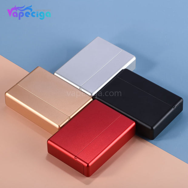 20-grid Aluminum Pod Cartridge Storage Box Display for iQOS