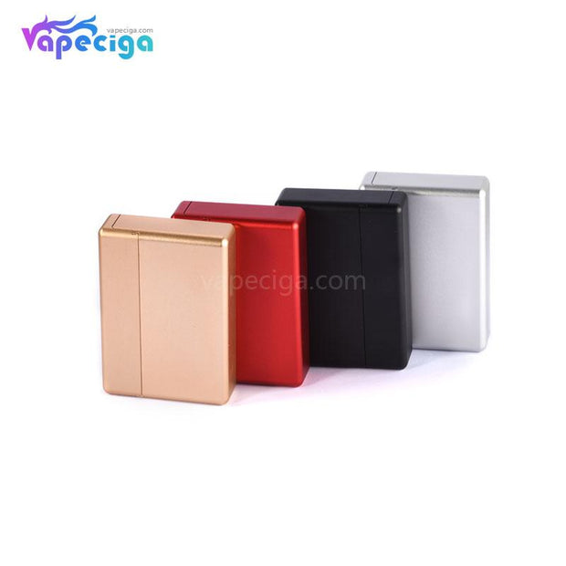 20-grid Aluminum Pod Cartridge Storage Box for iQOS 4 Colors Optional