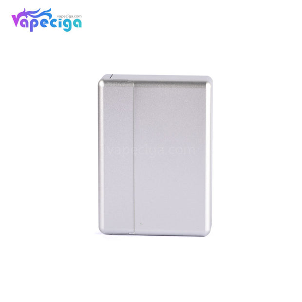 20-grid Aluminum Pod Cartridge Storage Box Silvr for iQOS