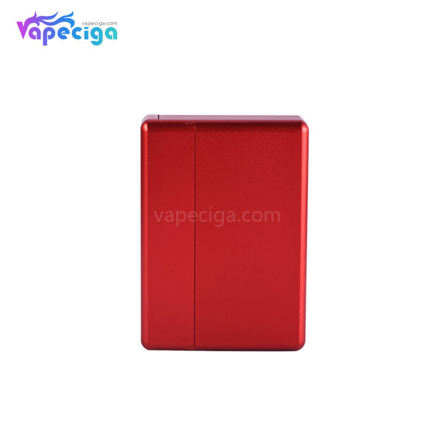 20-grid Aluminum Pod Cartridge Storage Box Red for iQOS