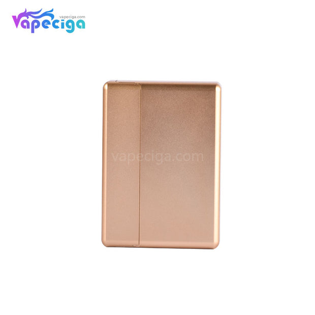 20-grid Aluminum Pod Cartridge Storage Box Gold for iQOS
