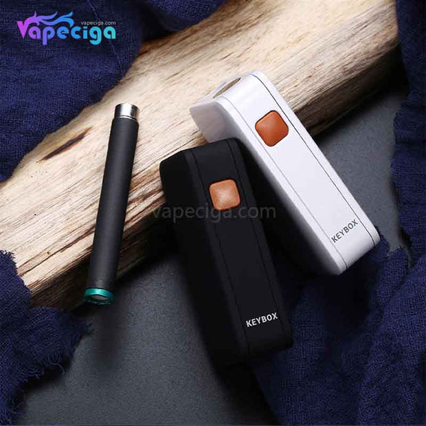 Veeape Keybox Pod System VV Starter Kit 650mAh 1ml Real Shots