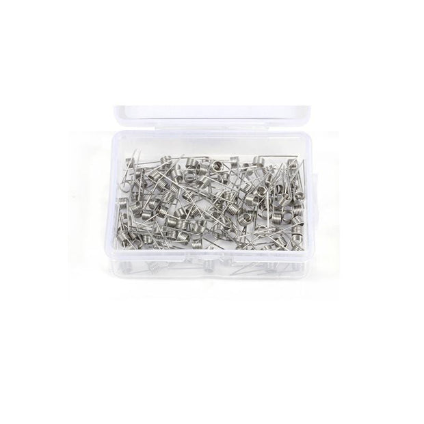 Silver Vapefly KA1 Coil for E Cigarette 100pcs 24GA