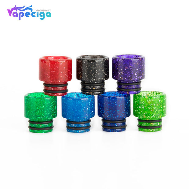 REEVAPE AS115E 510 Resin Replacement Drip Tip 7 Colors Available