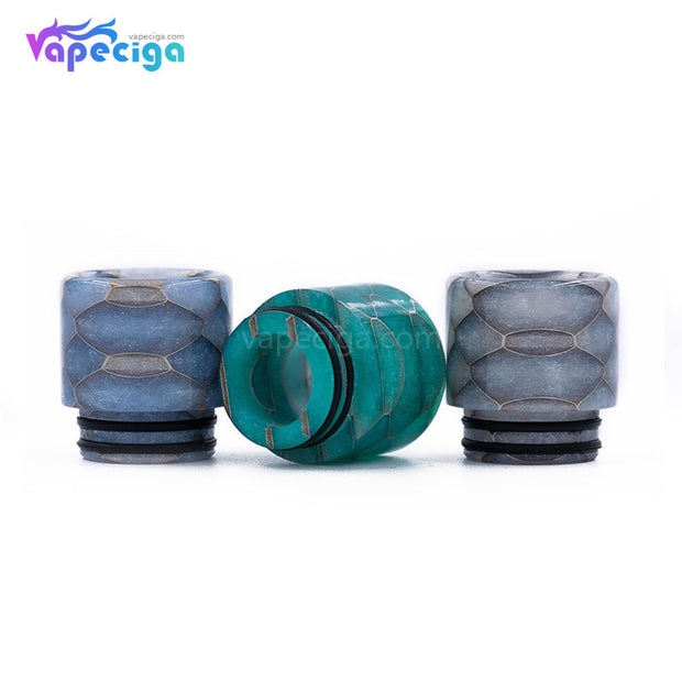 REEVAPE AS116Y Luminous 810 Replacement Drip Tip 3 Colors Display