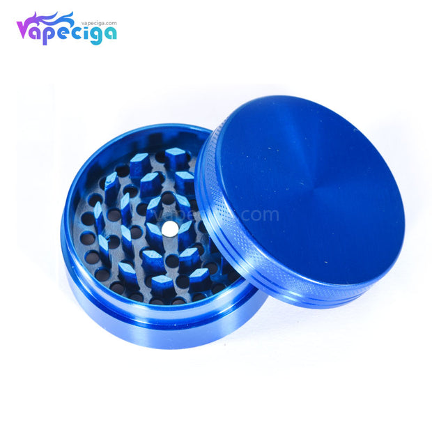 4-layer Tobacco Dry Herb Grinder Hand Muller Aluminum Alloy Details