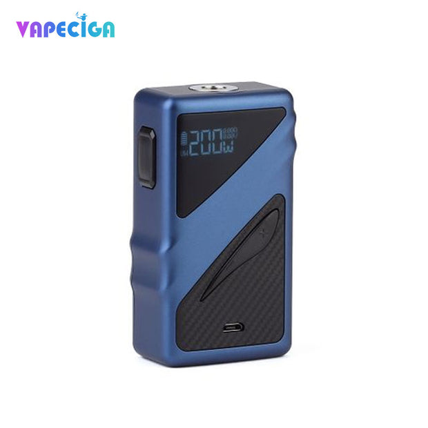 Blue Smoant Taggerz TC Box Mod 200W