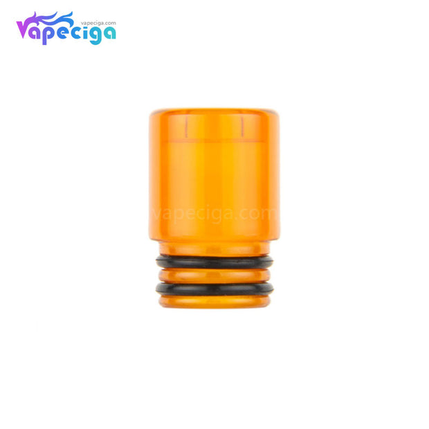 Yellow REEVAPE AS247 Universal 510 Resin Replacement Drip Tip